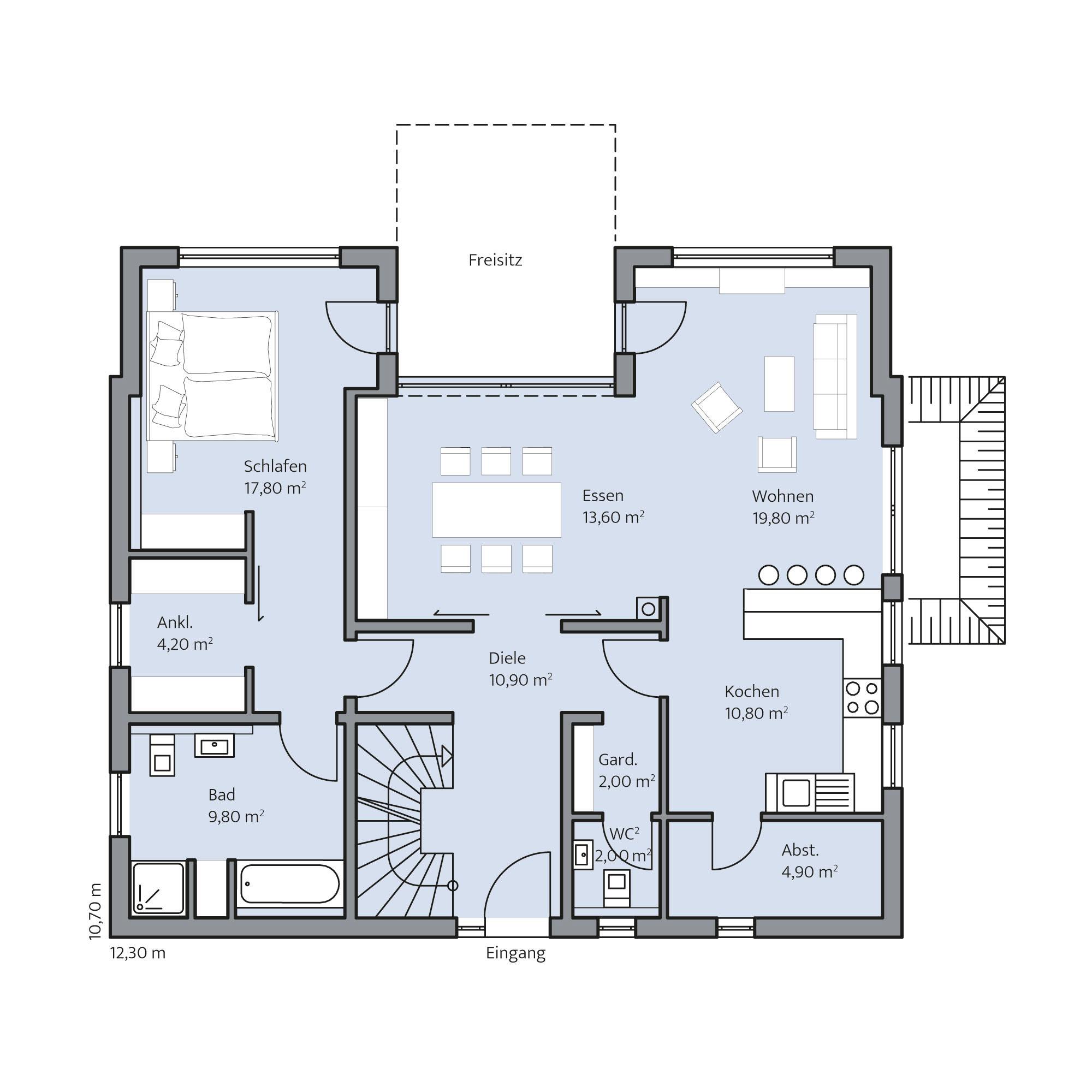 Haus Rothe - Oberbremer Baubetriebe Bünde